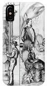 Photography Studio, 1873 IPhone Case