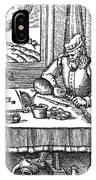 Physician, 1576 IPhone Case