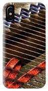 Piano Abstract 6581 IPhone Case