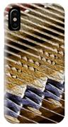 Piano Abstract 6582 IPhone Case