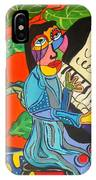 Piano Lady IPhone X Case