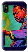 Piano Player IPhone Case