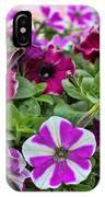 Pick Purple IPhone Case