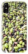 Picking Olives IPhone Case