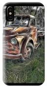 Pickup 2467 IPhone Case
