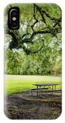 Picnic At The Park IPhone Case