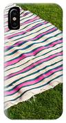 Picnic Blanket IPhone Case