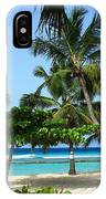 Picnic Here IPhone Case