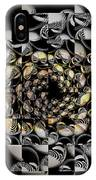 Pictorial Confusion And Diffusion IPhone Case