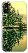 Picturesque Norway Landscape IPhone Case