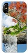 Piece Of Nature IPhone Case