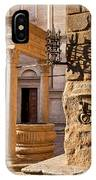 Pienza Tuscany IPhone Case