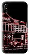 Pier 39 Red IPhone Case
