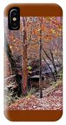 Pigeon Forge River IPhone Case