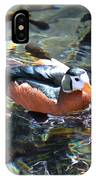 Pigmy Goose IPhone Case