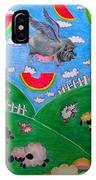 Pigs Can't Fly IPhone X Case