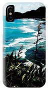 Piha Beach IPhone Case