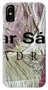 Pilar Sainz Designer IPhone Case