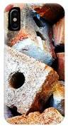 Pile Of Bricks IPhone Case