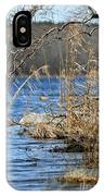 Pine Acres Lake Blues  IPhone Case