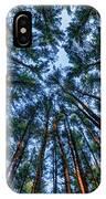 Pine Explosion IPhone Case