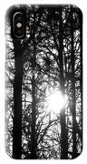 Pine Grove I IPhone Case