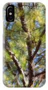 Pine Tree Glow 2014 IPhone Case