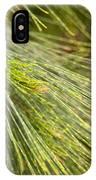 Pine Tree Needles IPhone Case