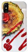 Pineapple Creme Brulee Maui Style IPhone Case