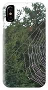 Pining For The Web IPhone Case