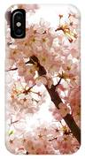 Pink Cherry Blossoms - Impressions Of Spring IPhone Case