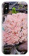 Pink Coral IPhone Case