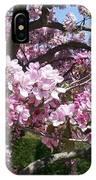 Pink Crabapple IPhone Case
