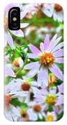 Pink Daisies Flowers IPhone Case