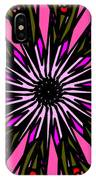 Pink Explosion IPhone Case