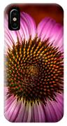 Pink Flower Blooming IPhone Case