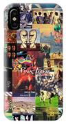 Pink Floyd Collage II IPhone Case