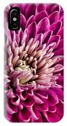 Pink Mum IPhone Case
