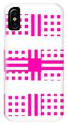 Pink Patterns IPhone Case