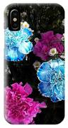 Pink To Her Blue For Him IPhone Case