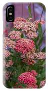 Pink Yarrow IPhone Case