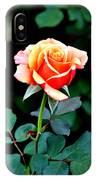 Pinkish Peach  IPhone Case