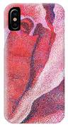 Pinkrose#5-2 IPhone X Case