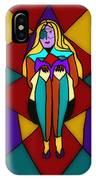 Pinnacle Of Womanhood IPhone Case