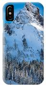 Pinnacle Peak Winter Glory IPhone Case