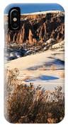 Pinnacles Sunset IPhone Case