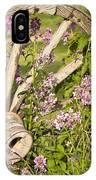 Pioneer Blossoms - Casper Wyoming IPhone Case