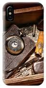 Pioneer Keepsake Box IPhone Case