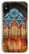 Pipe Organ IPhone Case