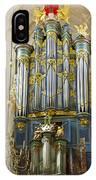 Pipe Organ In Breda Grote Kerk IPhone Case